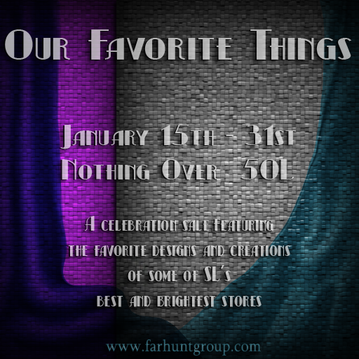 Favoite Things Poster