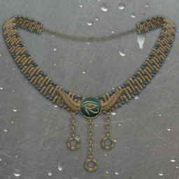 ._CoLL_. Wisdom of Thoth Necklace